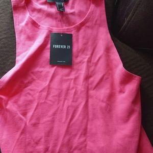 NWT bodysuit, over shirt medium